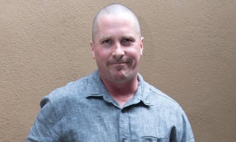 Αγνώριστος ο Christian Bale για τις ανάγκες του νέου του ρόλου