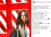Η Κατερίνα Γερονικολού ποζάρει στον φωτογραφικό φακό του Γιάννη Τσιμιτσέλη