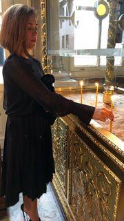 Δημοσιογράφος του ΣΚΑΙ παντρεύτηκε σήμερα στο Πατριαρχείο της Κωνσταντινούπολης