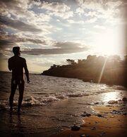 Η γυμνή φωτό πρωταγωνιστή του Τατουάζ στο instagram και ο διάλογος με την Ελένη Βαίτσου!