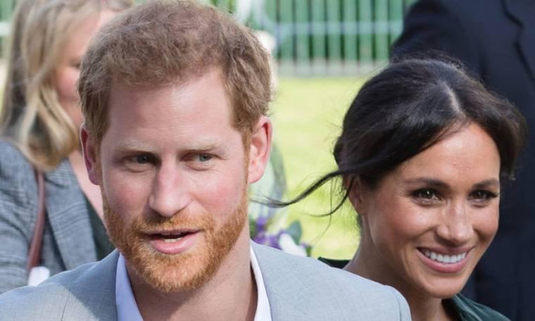 Αναστάτωση στον αέρα για τον πρίγκιπα Χάρι και τη Μέγκαν Μαρκλ: Κεραυνός χτύπησε το αεροσκάφος τους