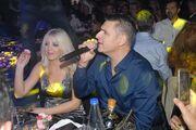 Βόσσου-Πανοπούλου: Η διασκέδαση στον Κιάμο και τα τρυφερά λόγια για τον τραγουδιστή