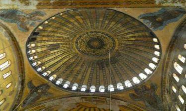 Φανερώνεται ο Παντοκράτορας στην Αγία Σοφία; – Τι λέει η προφητεία