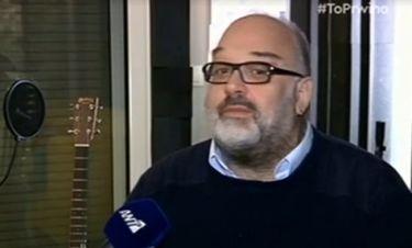 Ο Γιώργος Μουκίδης μιλάει για τη διαμάχη του με τον Σφακιανάκη: «Κάποιοι με απειλούσαν κιόλας»