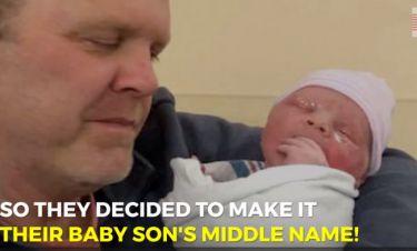 Μπαμπάς 14 αγοριών, έδωσε στον νεογέννητο γιο του το πιο περίεργο όνομα!