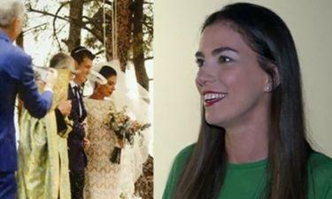 Φωτεινή Δάρρα: Μιλά πρώτη φορά on camera για τον μυστικό γάμο της
