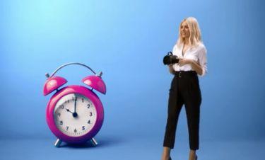 Κατερίνα Καινούργιου: Αυτό είναι το teaser της νέας της εκπομπής στο Open Tv