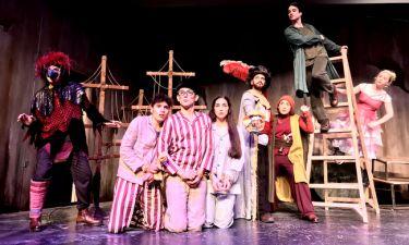 Το μαγικό παραμύθι του «Πήτερ Παν» ζωντανεύει από τις 21 Οκτωβρίου στο θέατρο ΑΘΗΝΑ