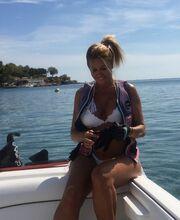 Γνωστή Ελληνίδα αψηφά το κρύο και κάνει… waterski στα μέσα του Οκτώβρη!