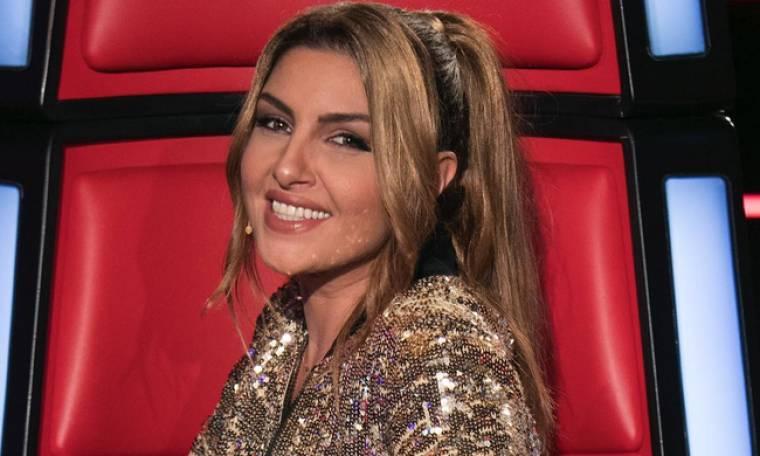 The Voice: Δείτε τι κάνει η Έλενα Παπαρίζου στα backstage