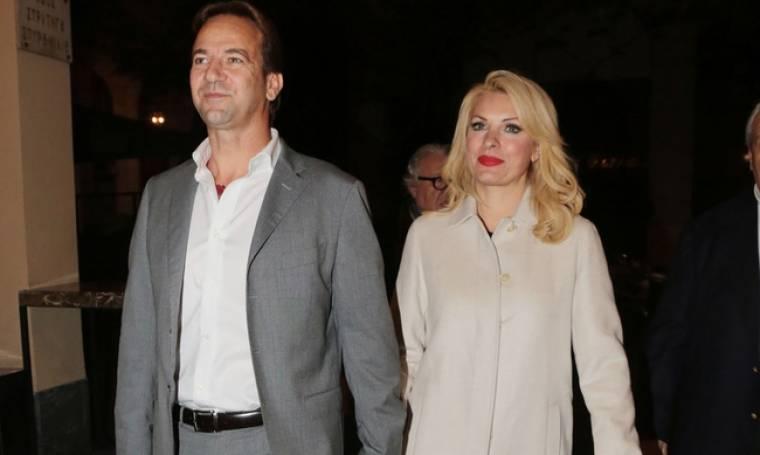 Μάκης Παντζόπουλος: Βγήκε για φαγητό με την πεθερά του