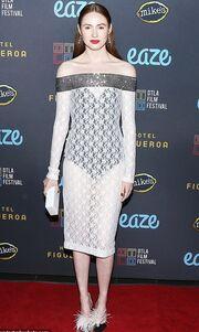 Ποια ηθοποιός φόρεσε αυτό το φόρεμα;