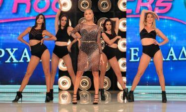 My style rocks Gala: Οι εμφανίσεις από αρχαία Ελλάδα η Ιωάννα Τούνη και η ανατροπή