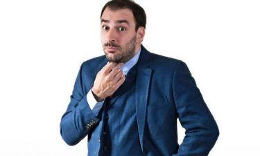 Γιώργος Χατζηπαύλου: «Το αστείο είναι ένας τρόπος για να έρθει πιο κοντά ο ένας με τον άλλο»