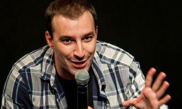 Γιώργος Χατζηπαύλου: «Είναι άλλο να έχεις 50 χρόνια στη χώρα σου stand up comedy και άλλο 10»