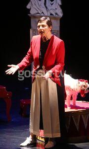 Η Isabella Rossellini στο Μέγαρο Μουσικής