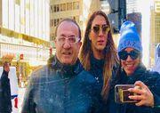Λευτέρης Πανταζής-Κόνυ Μεταξά: Δουλειά και διασκέδαση για πατέρα-κόρη στις Αμερική και Καναδά!