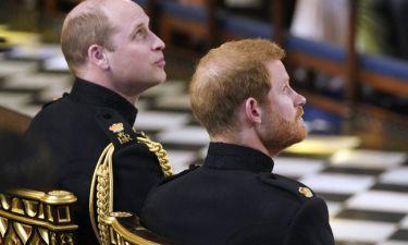 Εσύ θυμάσαι πώς ήταν ο πρίγκιπας Harry και ο William στην εφηβεία;
