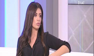 Μίνα Αρναούτη: «Εγώ ήρθα εδώ για να πω ότι έχω δικαιωθεί, δεν υπάρχει αμφιβολία»