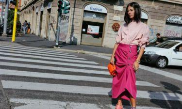 6 outfits που αποδεικνύουν ότι το ροζ έχει ακόμα θέση στη ντουλάπα σου