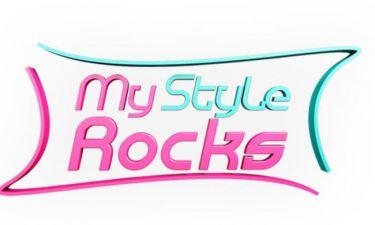 Το κορίτσι του Τζίμη Σταθοκωστόπουλου στο «My style rocks»