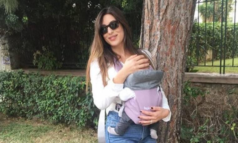 Φλορίντα Πετρουτσέλι: H νέα φωτογραφία της κόρης της στο Instagram!