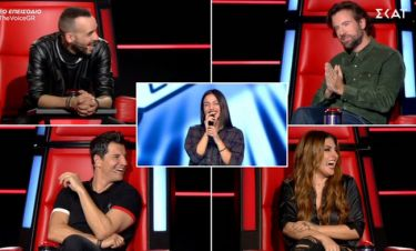 The Voice: Το… one man show του Κωστή και η επική ατάκα: «Είναι σαν να κάνεις γυμνισμό…»
