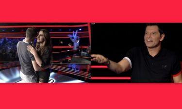 The Voice: Ο χορός που ζήτησε η Έλενα από διαγωνιζόμενο και οι… ζήλειες του Σάκη!