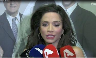 Κατερίνα Γερονικολού: Απαντά on camera αν έχει δεχθεί πρόταση γάμου