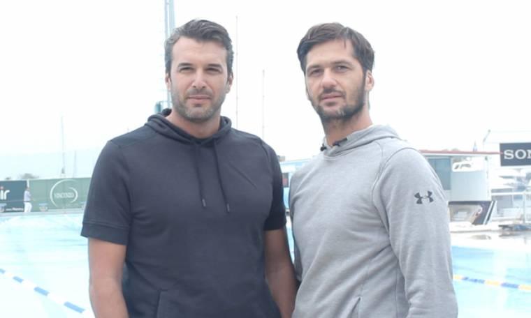 Αντώνης Βλοντάκης και Δημήτρης Μάζης: Δυο άνδρες με… όνομα! (video+photos)