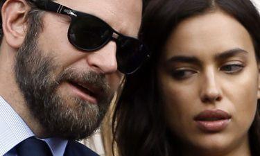 Bradley Cooper και Irina Shayk: Η είδηση για το διάσημο ζευγάρι που θα σε στεναχωρήσει