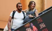 Τεό Θεοδωρίδης- Αγνή Μάρα: Για ψώνια πριν τον ερχομό των διδύμων