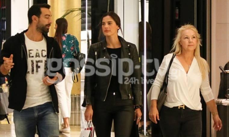 Τανιμανίδης-Μπόμπα: Νύφη και πεθερά τα πάνε μία χαρά! Για ψώνια υπό το άγρυπνο βλέμμα του Σάκη!