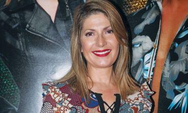 Μαρία Γεωργιάδου: «Δεν αισθάνομαι ότι έχω το χρόνο να γυρίσω να κοιτάξω πίσω ή μπροστά»