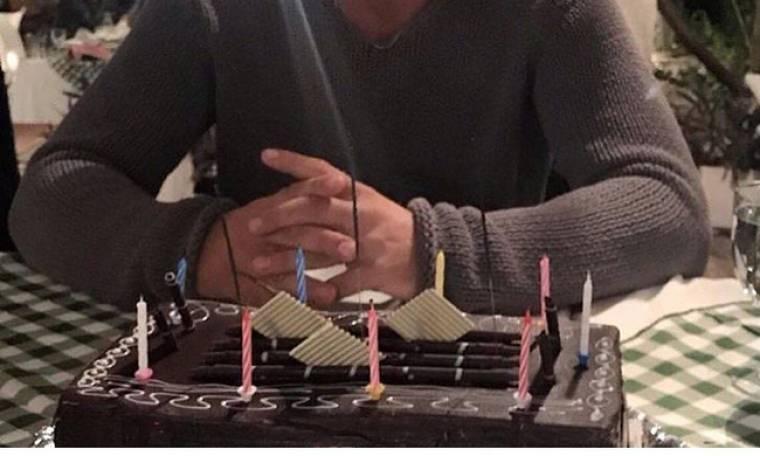 Γνωστός πρωταγωνιστής γιόρτασε τα 35α του γενέθλια!