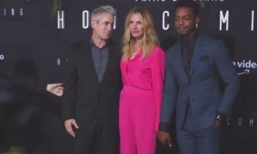 Roberts - Mulroney: Στην πρεμιέρα της νέας τους ταινίας - Μετά από 21 χρόνια συνεργάστηκαν ξανά