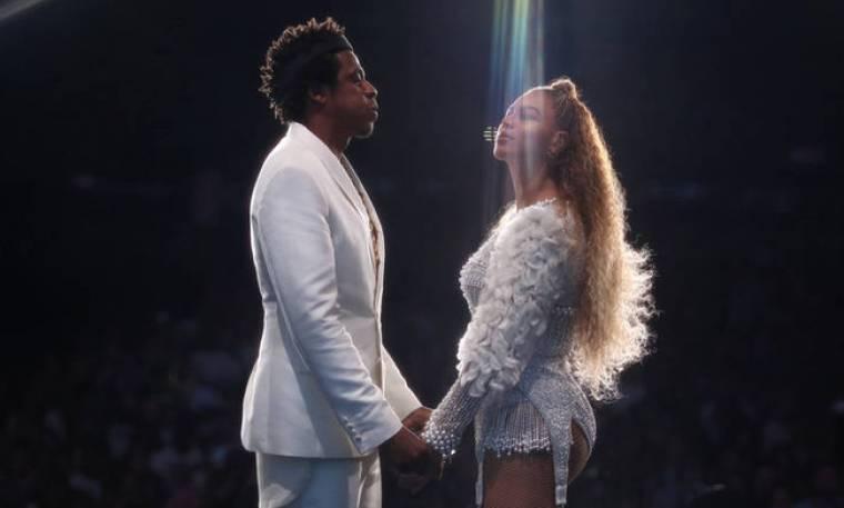 """250 εκατ. δολάρια: Eισπρακτικός θρίαμβος το """"οικογενειακό δράμα"""" των Beyonce και Jay-Z"""
