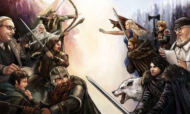 Γιατί το Game of Thrones χρωστάει τα πάντα στον Άρχοντα των Δαχτυλιδιών