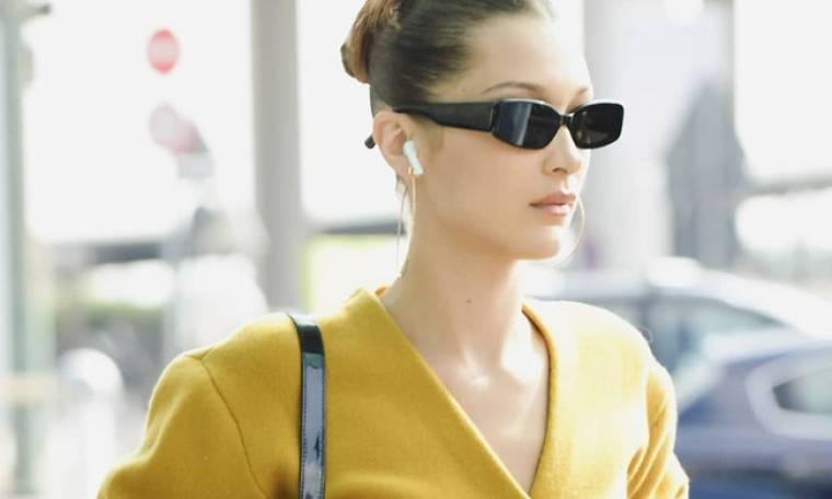Φόρεσε και εσύ την μάλλινη ζακέτα όπως η Bella Hadid, μπορείς!