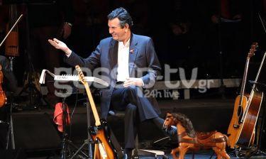 Σταμάτης Σπανουδάκης: Πραγματοποιήθηκε η συναυλία του με φιλανθρωπικό χαρακτήρα στο Παλλάς