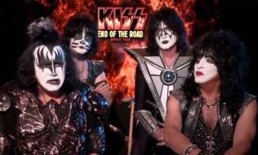 Οι Kiss λένε «αντίο» με το καλύτερο show