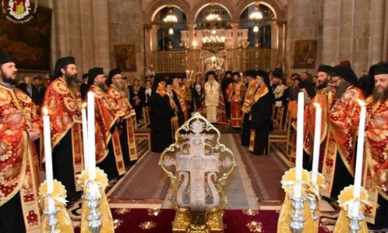 Η Εθνική Επέτειος στα Ιεροσόλυμα - Δείτε ΦΩΤΟ & ΒΙΝΤΕΟ