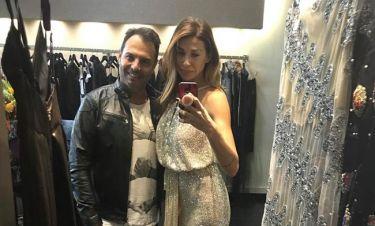 Η Ελένη Χατζίδου σε ρόλο μοντέλου στην Ελληνική Εβδομάδα Μόδας