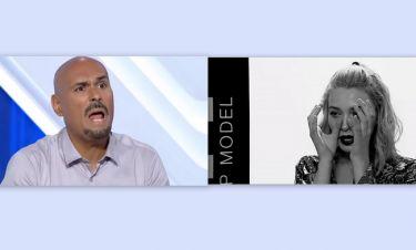 GNTM: Έξαλλος ο Σκουλός στο επόμενο επεισόδιο- Η γυμνή φωτογράφιση, τα νεύρα και τα κλάματα