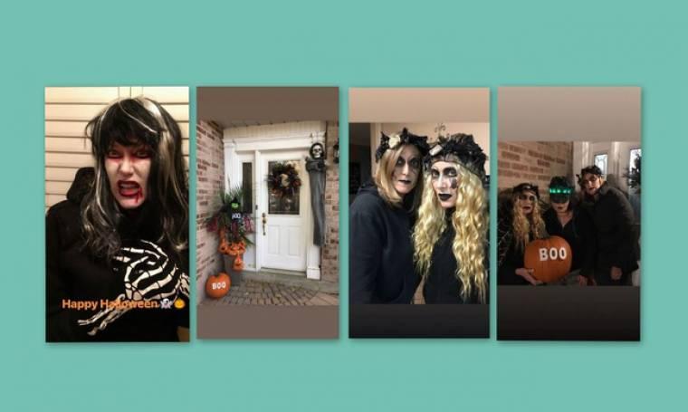 Γιόρτασε το Halloween και διασκέδασε με την ψυχή της! Την αναγνωρίζετε;