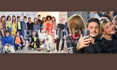 Οι selfies του Stan στην AXDW