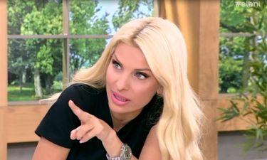 Ελένη: Όταν έχει μούτρα, δείτε τι λέει στον Μάκη της!