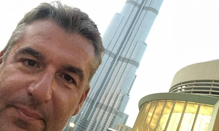 Γιώργος Λιάγκας: Πήγε στο Ντουμπάι και βρήκε... τον έρωτα!