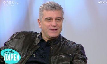 Βλαδίμηρος Κυριακίδης: Όλα όσα αποκάλυψε στον Νίκο Μουτσινά για τη σχέση του «Ηλία» με την «Καίτη»