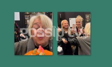 Αποκλειστικό! Γενέθλια για την Γιάννα Σταυράκη - Η έκπληξη των συνεργατών της και η συγκίνηση!
